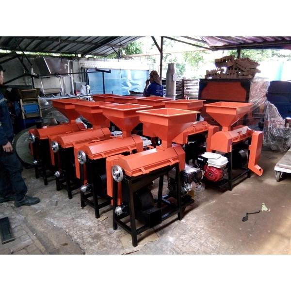 Mesin Huller Kopi atau Mesin Pengupas Kulit Kopi Kering
