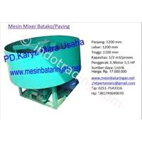 Distributor Mesin Mixer Batako 3