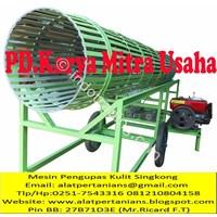 Mesin Pengupas Kulit Ari Singkong