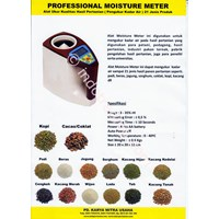 Moisture Measurement Seed Grains Grain Moisture Meter