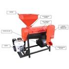 Mesin Pengupas Kulit Tanduk Kopi Kering  Mesin Huller Kopi Material Stainless Steel 1