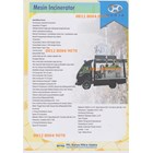 Incenerator Machine / Industrial Waste Incinerator 1