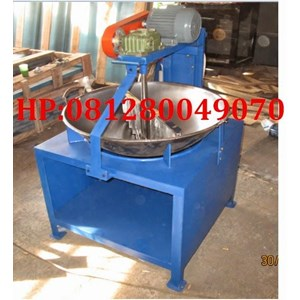Machine for Palm Sugar Cookers or Ants or Brown Sugar