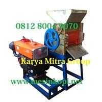 Mesin Pengupas Kulit Kopi Kapasitas Besar (Mesin Pulper Kopi Besar)