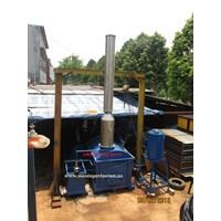 Mesin Incenerator Limbah Pabrik