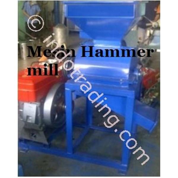 Mesin Hammer Mill Arang