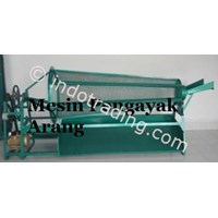 Charcoal Sieving Machine