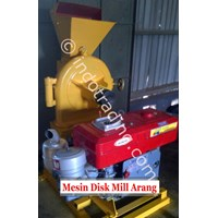 Machine Disk Mill Machinery Penepung Charcoal