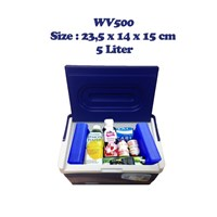 Cooler Box Giant 5 Liter ( Box Pendingin ) Murah 5