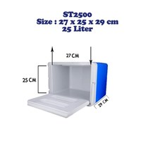 Distributor Cooler Box Giant 25 Liter ( Box Pendingin ) 3