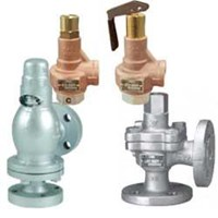 YOSITAKE SAFETY RELIEF VALVE