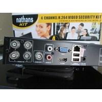 Paket Cctv Nathans 4 Camera  850Tvl Murah 5
