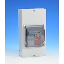 Panel Box Switch Din Rail MCB merk ABB