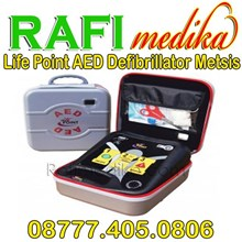 Aed Defibrillator Life Point Pro Metsis