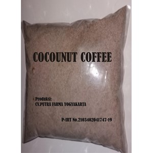Dari (Kopi Kelapa) Cocounut Coffee  2