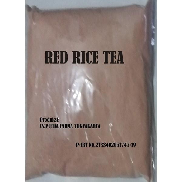 teh beras merah