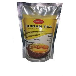 Durian fruit tea