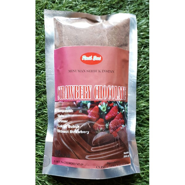 Strawbery chocolate