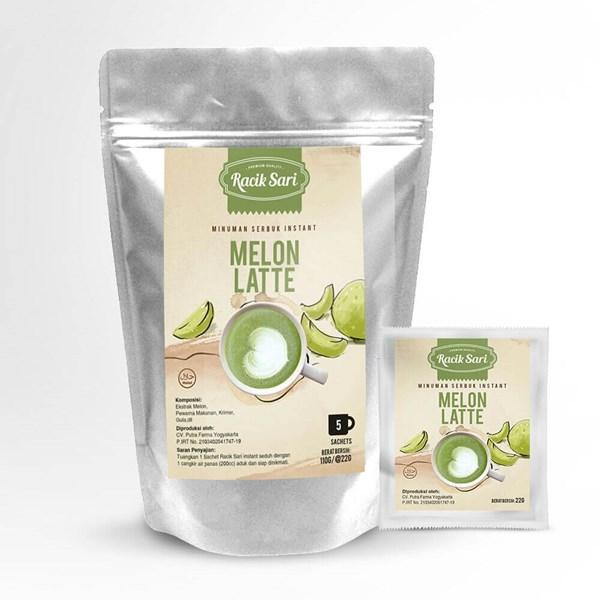 Melon Latte