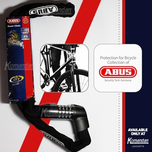 Gembok ABUS ORIGINAL FOR YOUR BIKE