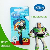 DISNEY HOUSE KEYS - TOYSTORY