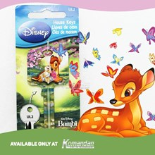 BAMBI - DISNEY HOUSE KEYS
