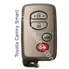 Toyota Camry Smart Remotes 1