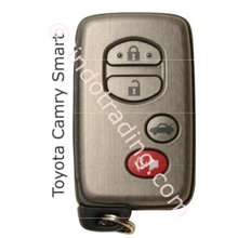 Toyota Camry Smart Remotes