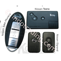 Nissan Intelligent Smart Key