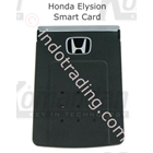 Honda Elysion Smart Card 1