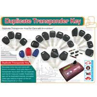 Jual Duplicate Transponder Key