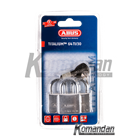 GEMBOK ABUS 64TI/30mm Titalium Outdoor Padlock 3 Units 1