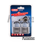 GEMBOK ABUS 64TI/40mm Titalium Outdoor Padlock 2 Units 1