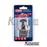 ABUS 64TI/40HB40 Titalium Outdoor Long Shackle Padlock