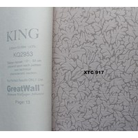 Distributor WALLPAPER KING QUEEN XTC 910 SERIES 3