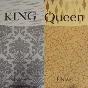 Sell WALLPAPER QUEEN KING From Indonesia By Toko Borneo Wallpaper