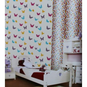 WALLPAPER CHRISTY 126 - 128 SERIES