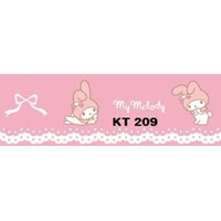 Jual WALLPAPER SANRIO BORDER 201 - 209 SERIES 2