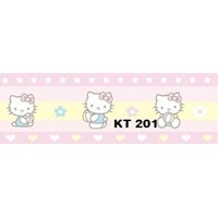 WALLPAPER SANRIO BORDER 201 - 209 SERIES 1