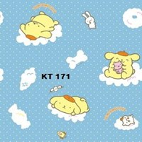 Beli WALLPAPER SANRIO 171 - 173 SERIES 4