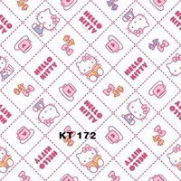 Distributor WALLPAPER SANRIO 171 - 173 SERIES 3