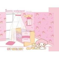 Distributor WALLPAPER SANRIO 168 - 170 SERIES 3