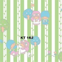 Distributor WALLPAPER SANRIO K 161 - 163SERIES 3