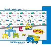 WALLPAPER SANRIO 159 SERIES 1
