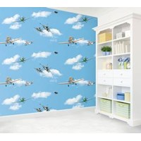 WALLPAPER DREAM WORLD D 1042 SERIES 1