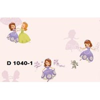 Jual WALLPAPER DREAM WORLD D 1035 - D 1040 SERIES 2