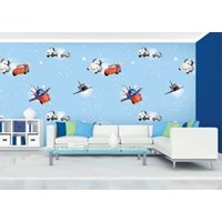 WALLPAPER DREAM WORLD D 1035 - D 1040 SERIES Murah 5