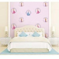 WALLPAPER DREAM WORLD D 1035 - D 1040 SERIES 1