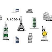 Beli WALLPAPER DREAM WORLD A 1050 - A 1051 SERIES 4