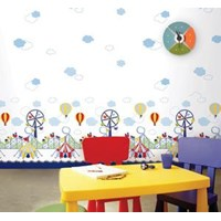 Beli WALLPAPER DREAM WORLD BORDER 101 SERIES 4